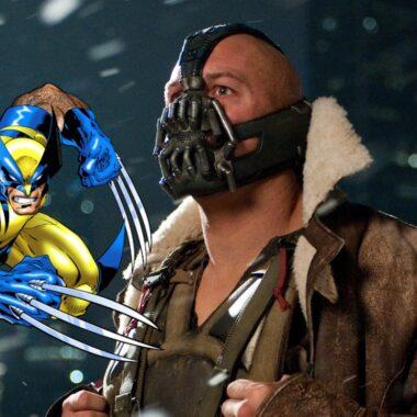 X Men Tom Hardy Wolverine