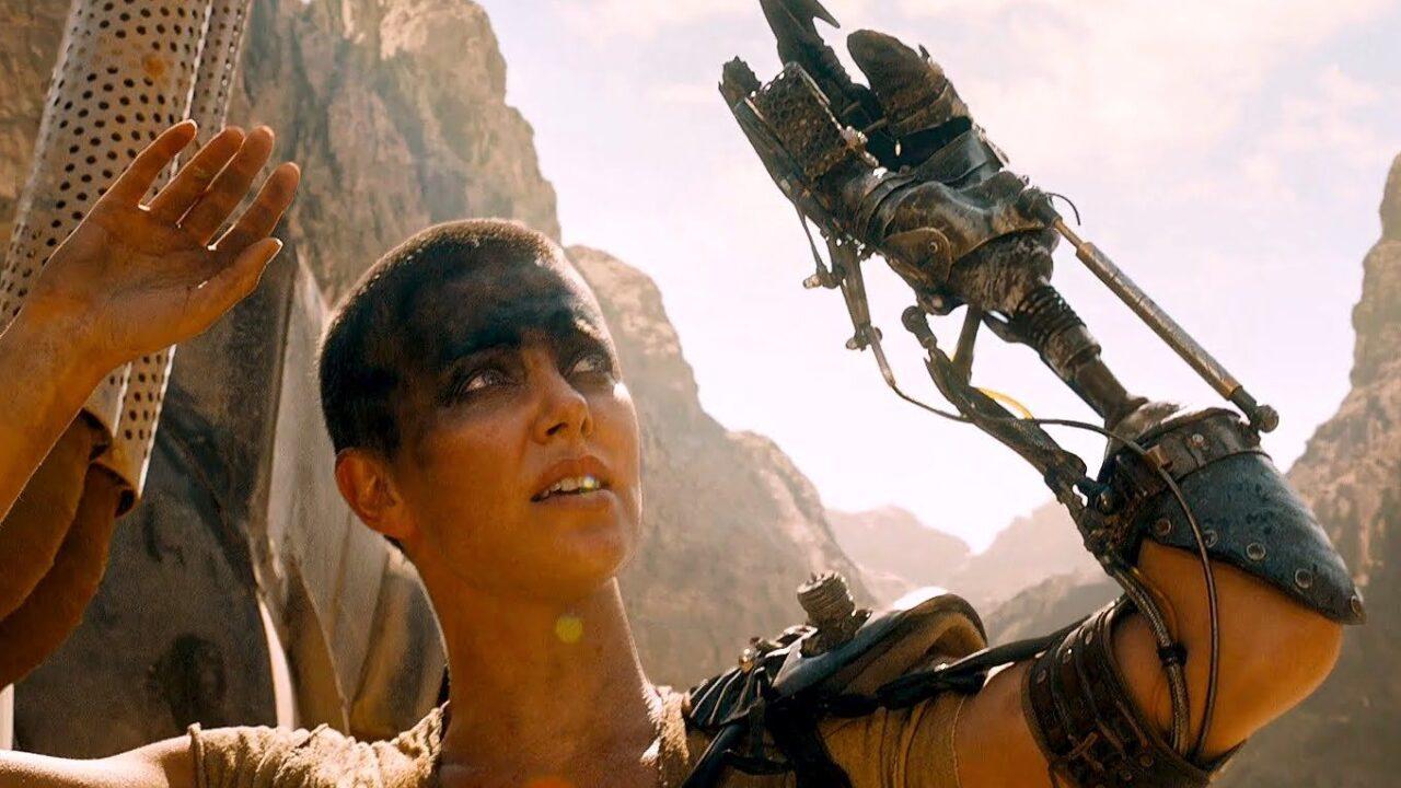 Charlize Theron muestra cómo se rapó para ser Furiosa en Mad Max: Fury Road