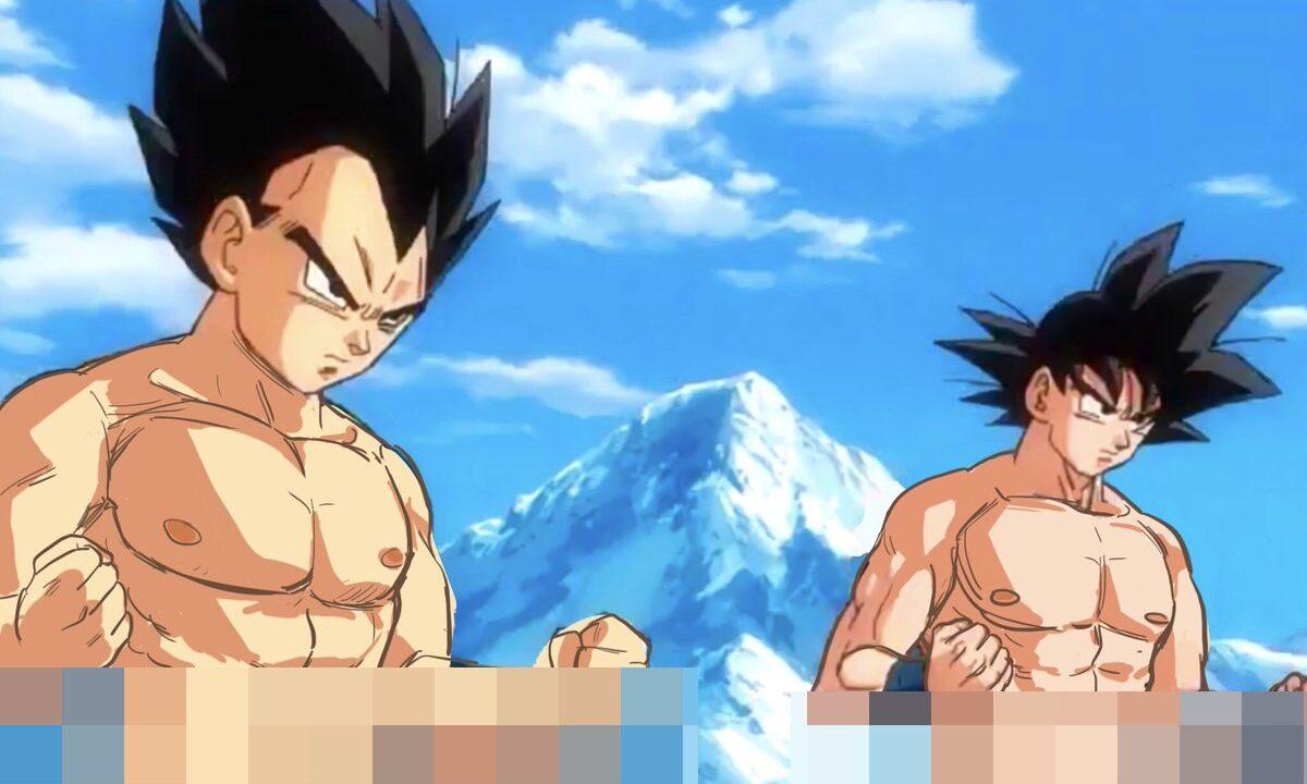 Dragon Ball Z, Dragon Ball Z Pornografico, Dragon Ball