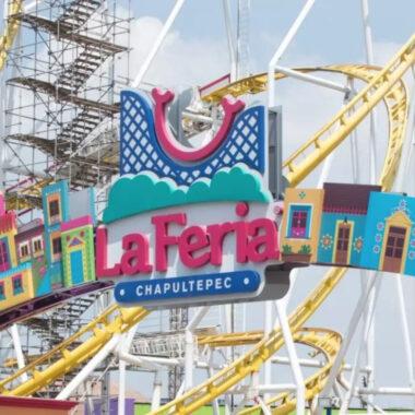 Inician desmontaje de juegos de La Feria de Chapultepec