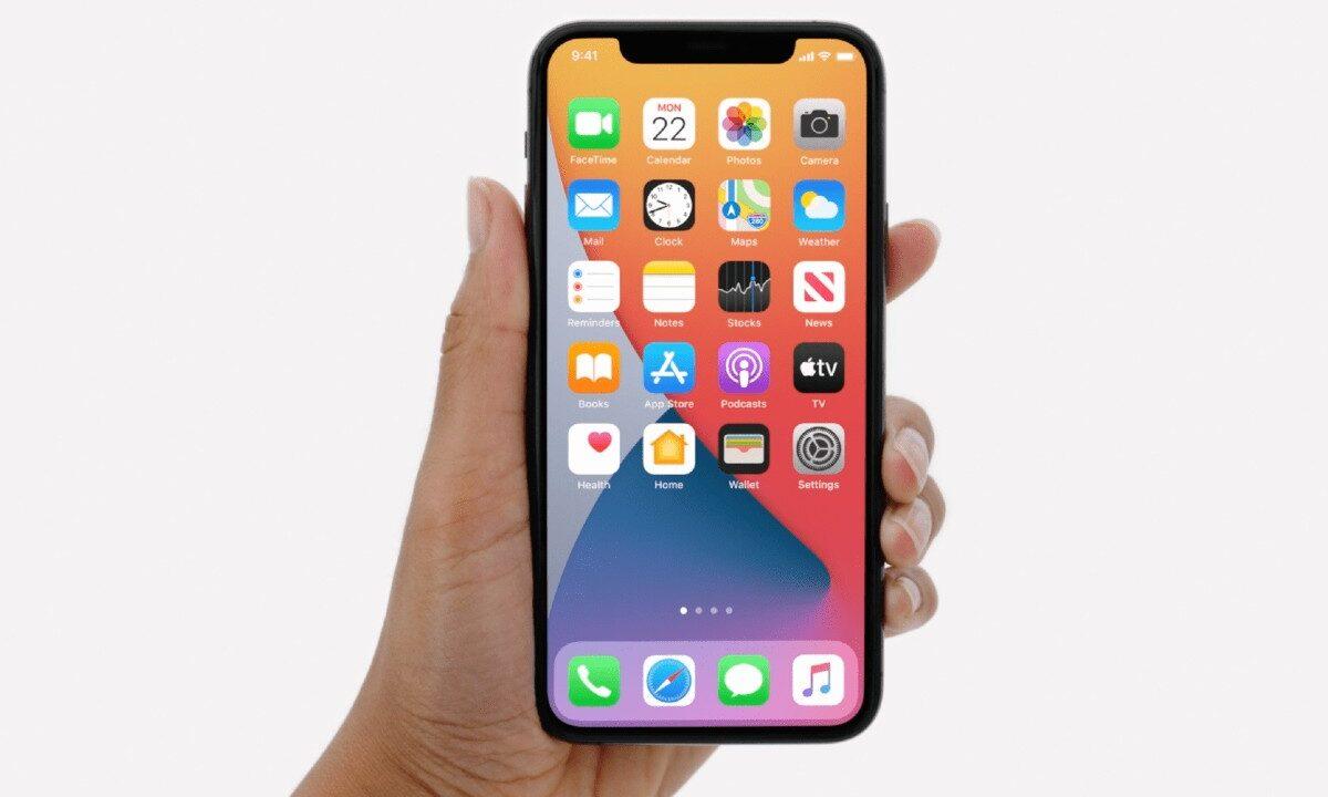 iOS 14 Beta Disponible