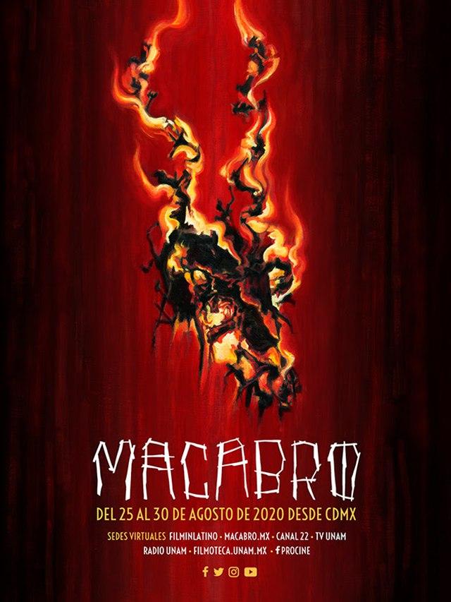 Festival Macabro 2020, Arte Oficial