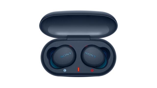 Sony presenta en México los earbuds audífonos WF-XB700