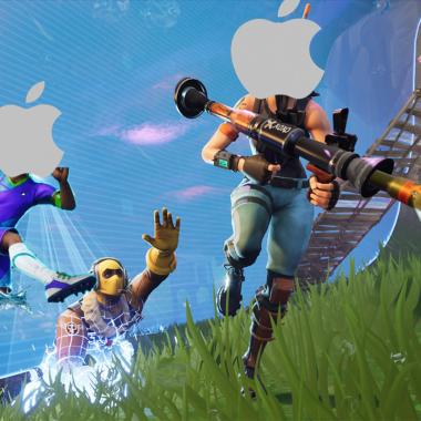 Apple quita Fortnite de la App Store