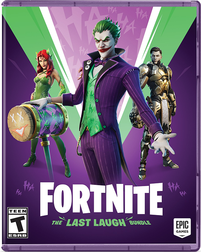 Fortnite Joker Poison Ivy Skins2