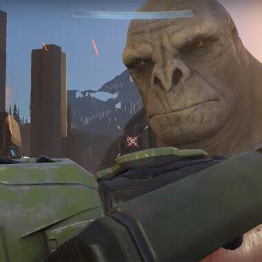 Halo Infinite Xbox Series X 2021