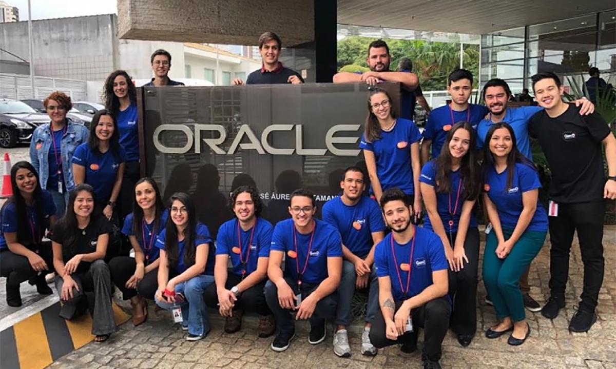 Oracle Programa de pasantías