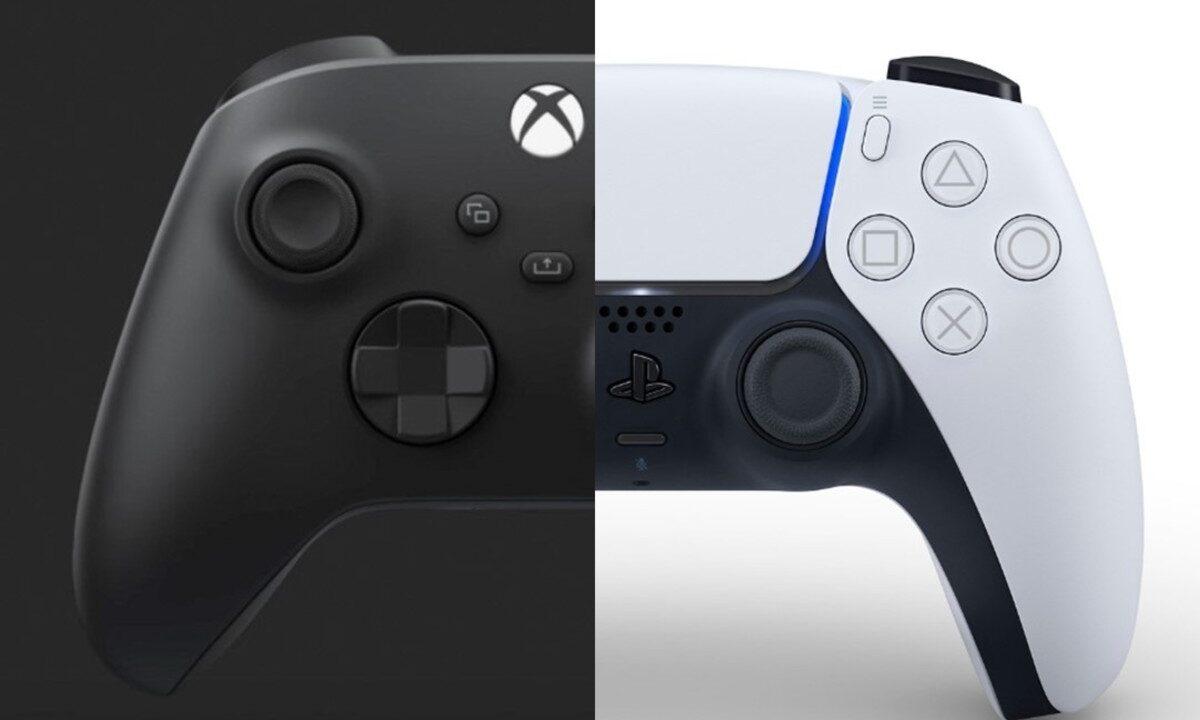 PS5 Xbox Series X PlayStation 5
