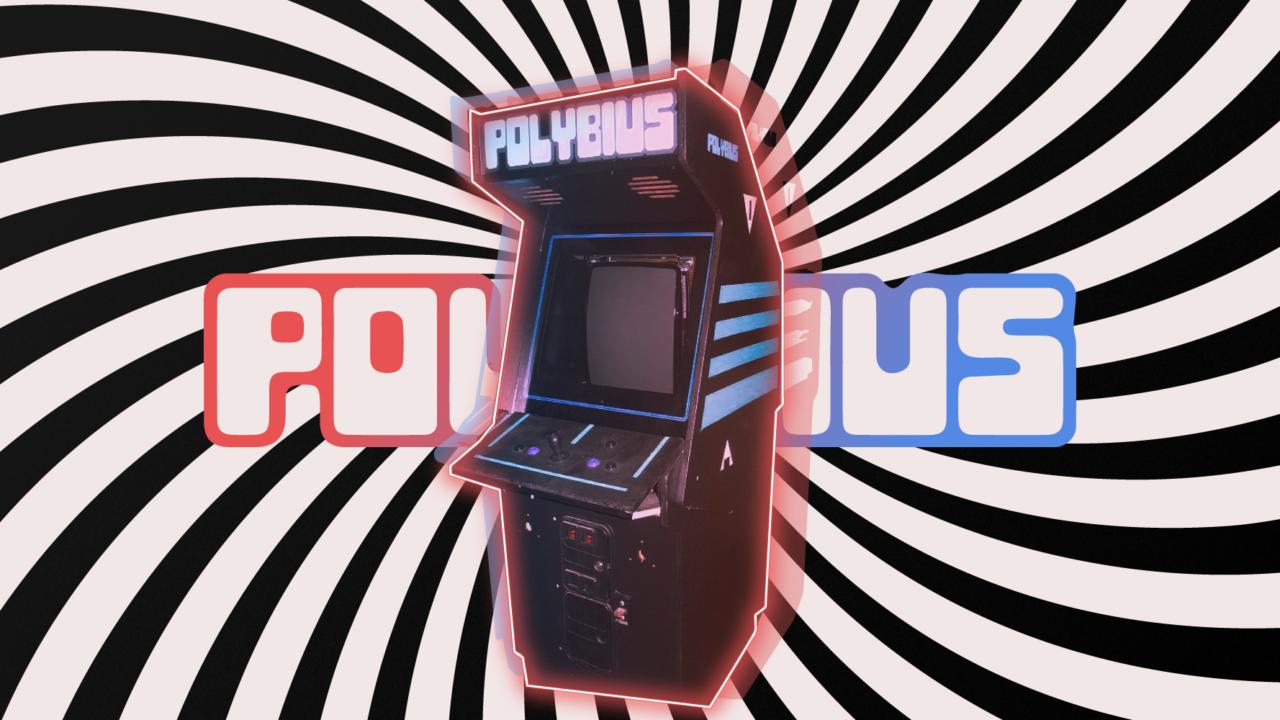Polybius: la historia completa del juego maldito