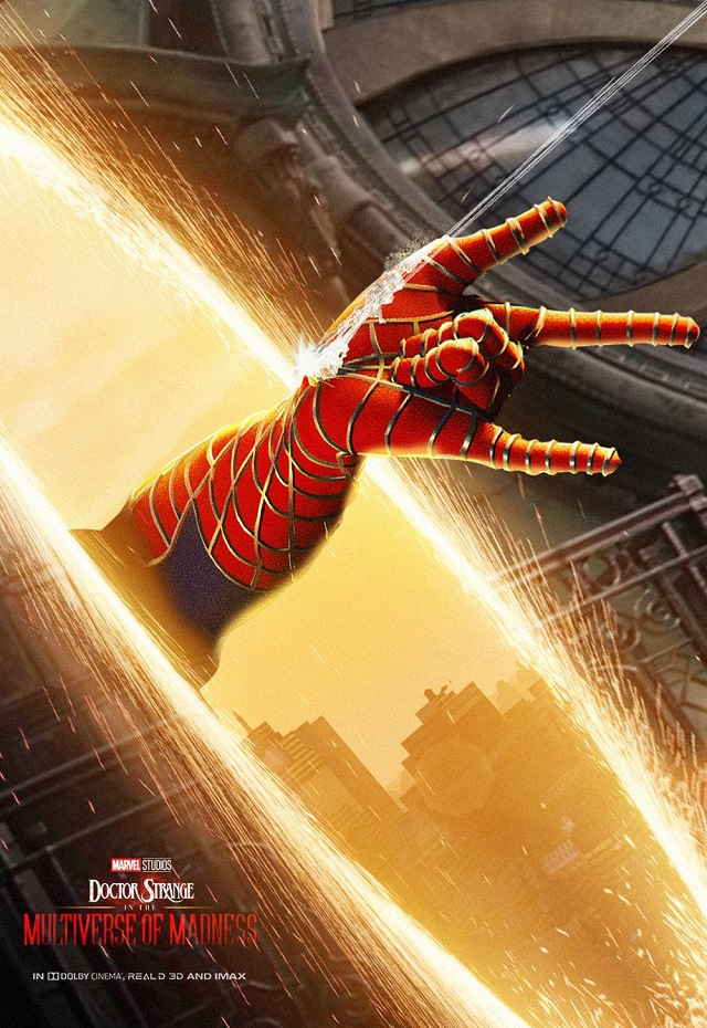 Tobey Maguire Spider-Man Doctor Strange 2