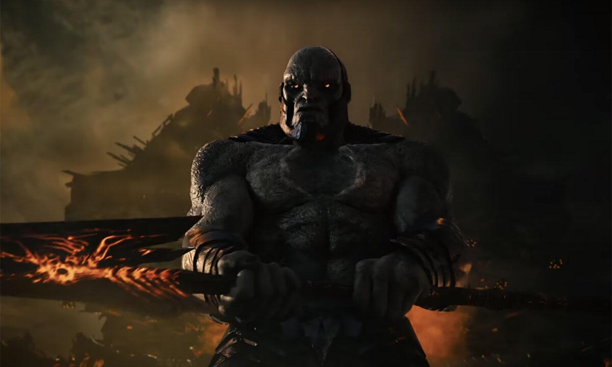 Darkseid de Snyder Cut