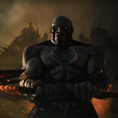 Darkseid de Snyder Cut