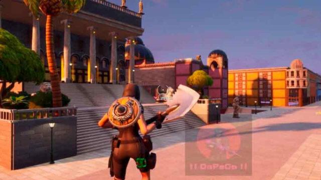 Mexicanos de Fortnite crean mapa de creativo de Guanajuato