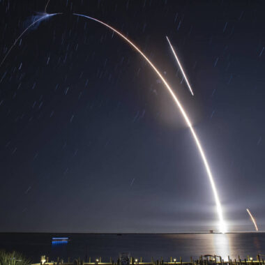 SpaceX lanza 58 satélites más para red de Internet Starlink
