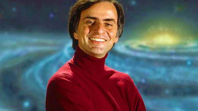 Carl Sagan Vida en Venus