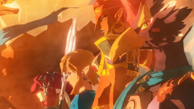 Hyrule Warriors Trailer