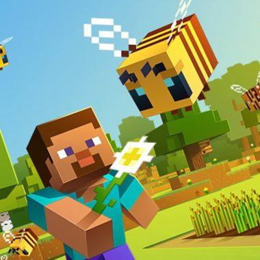 Minecraft PlayStation VR