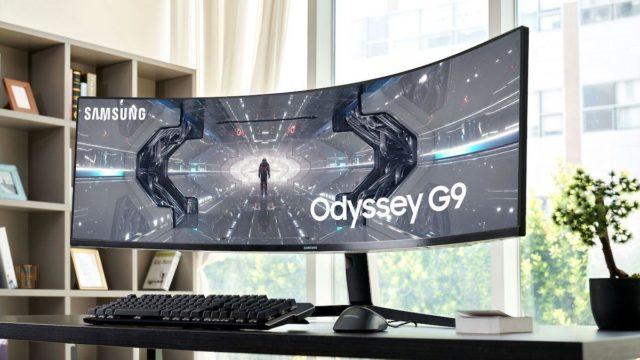 Samsung Odyssey G9