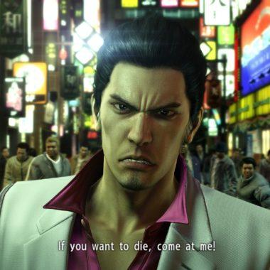 Yakuza Sega Película Live Action