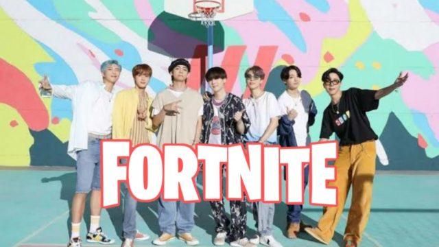 Fortnite: BTS llegará al Battle Royale con un evento especial