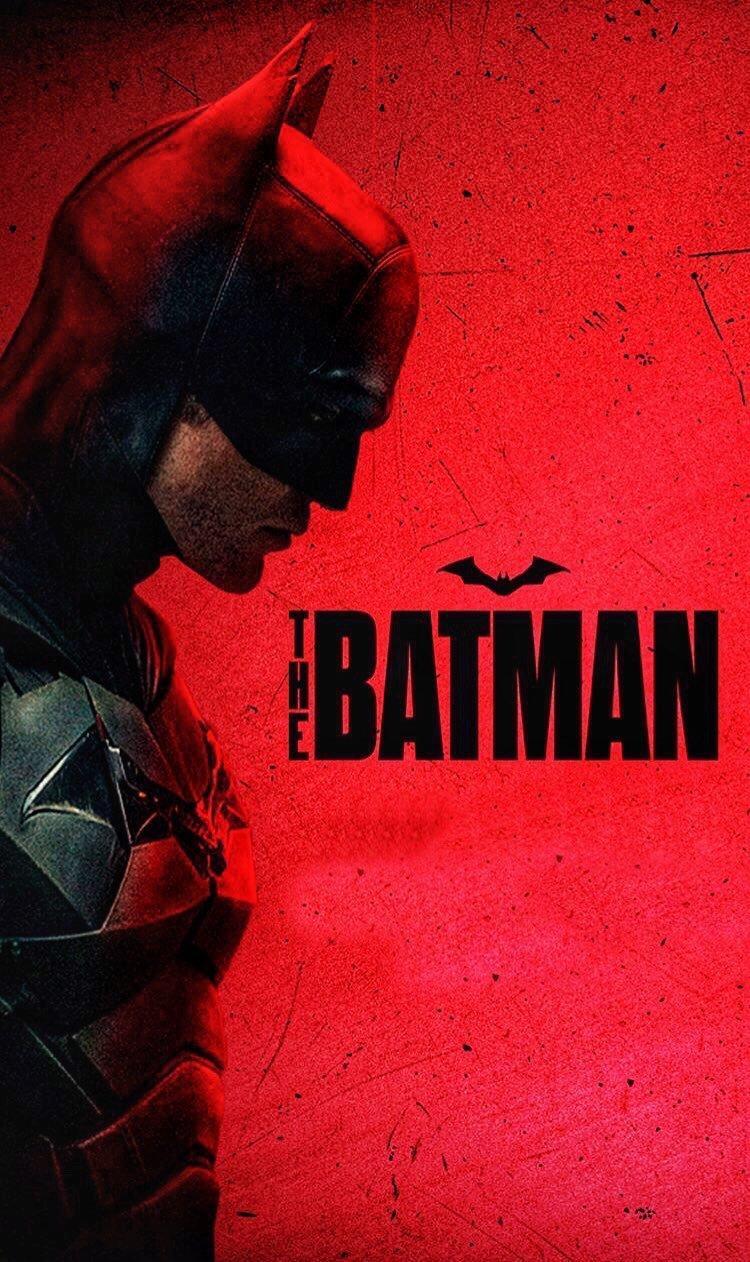 Así es el póster de The Batman presentado en DC Fandome