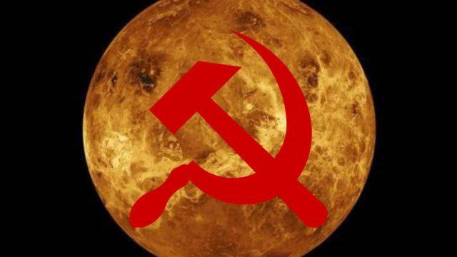 Rusia busca enviar una misión espacial a Venus en busca de vida