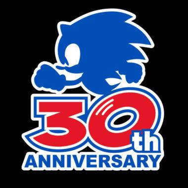 Este es el nuevo logo de Sonic por su 30 aniversario