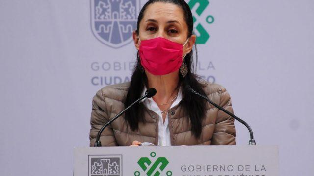 Claudia Sheinbaum Cubrebocas