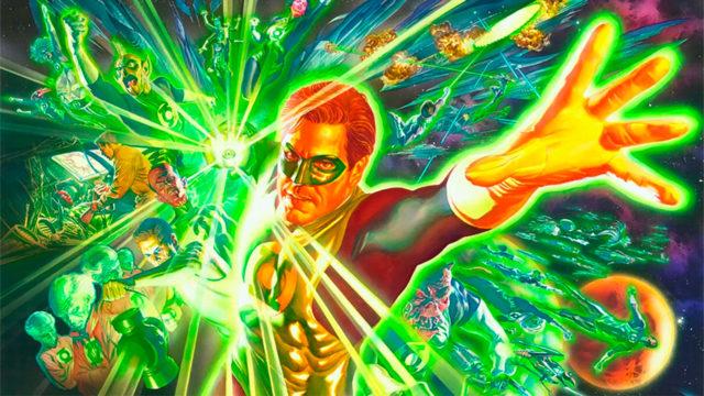 Green Lantern serie live action