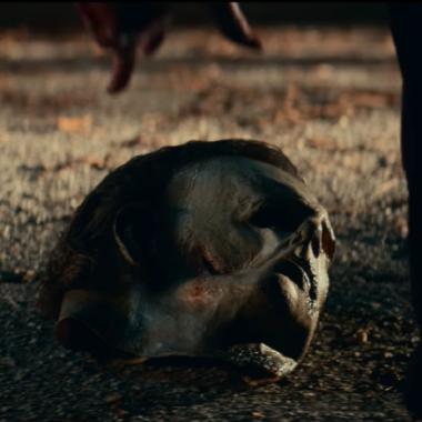 Halloween Kills Michael Myers Teaser