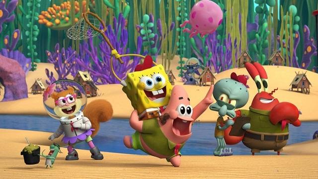 Kamp Koral SpongeBob's Under Years