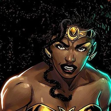 Nueva Wonder Woman Nubia