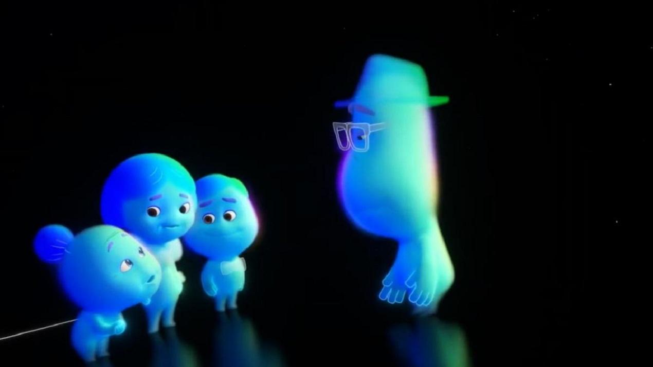 Soul Película Pixar