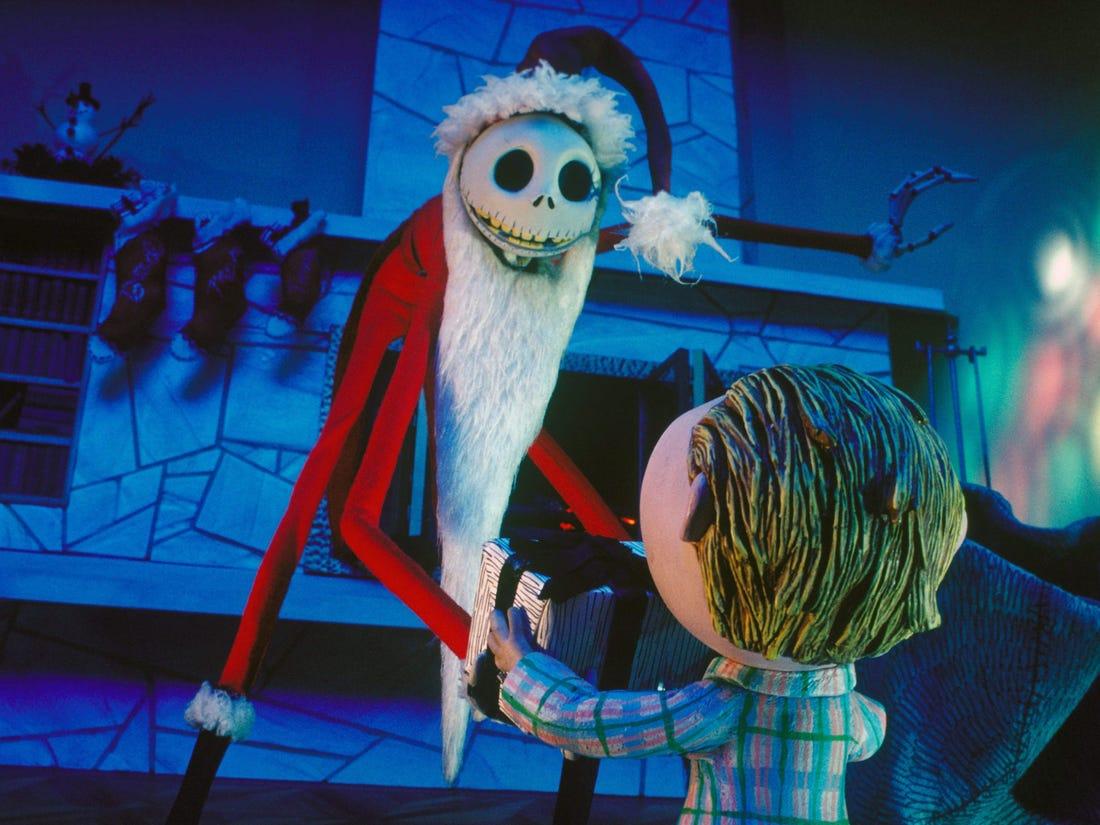 Este personaje de El Extraño Mundo de Jack estuvo a punto de irse por racista
