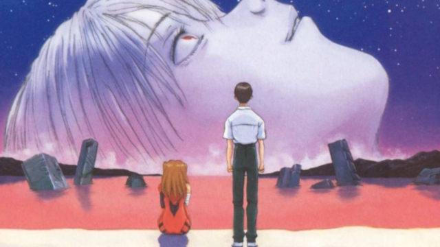 el final de evangelion asuka y shinji