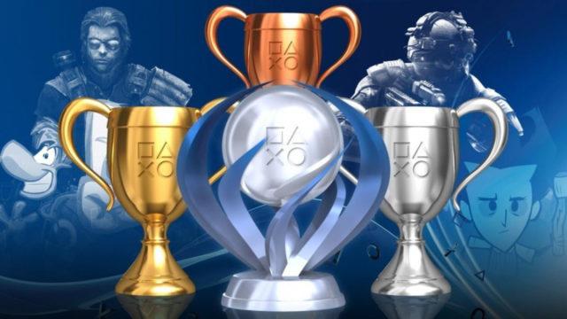 trofeos playstation prestigio en ps5