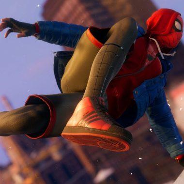 Adidas lanza los tenis Spider-Man Miles Morales