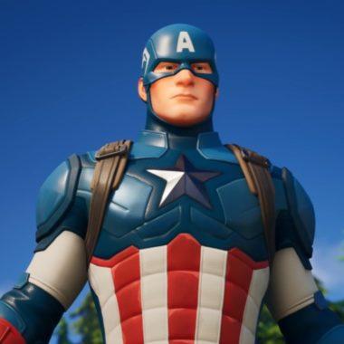 Fortnite anuncia la vuelta de Capitán América
