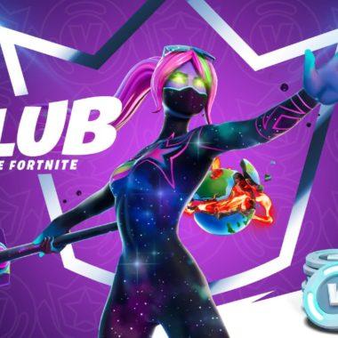 Epic Games lanza Club de Fortnite