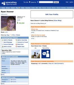 MySpace vuelve con la plataforma SpaceHey