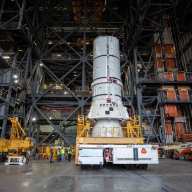 NASA inicia trabajos del SLS