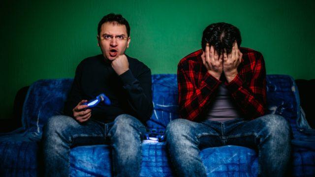 Los videojuegos no son para todos