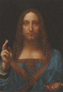 Da Vinci no habría pintado el Salvatore Mundi