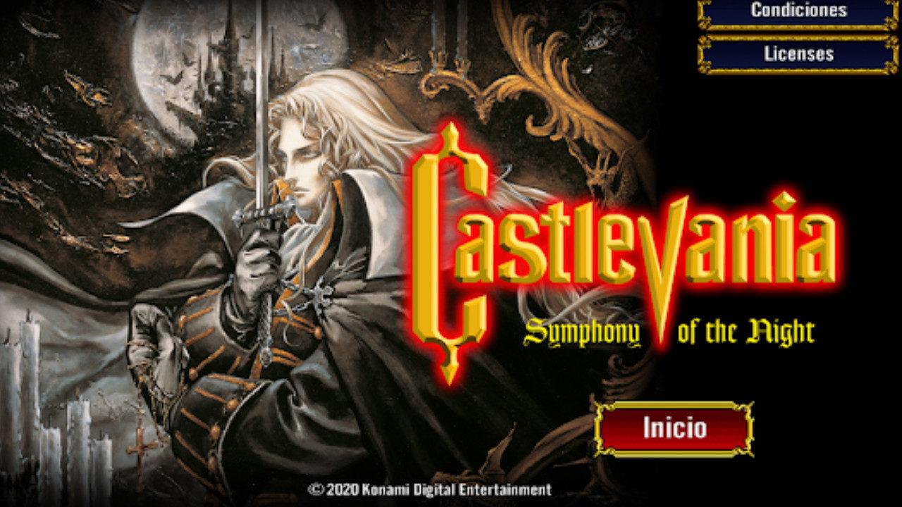 Castlevania: Symphony of the Night está en la Google Play Store a un precio incríble