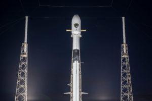 SpaceX pone en órbita su avanzado satélite