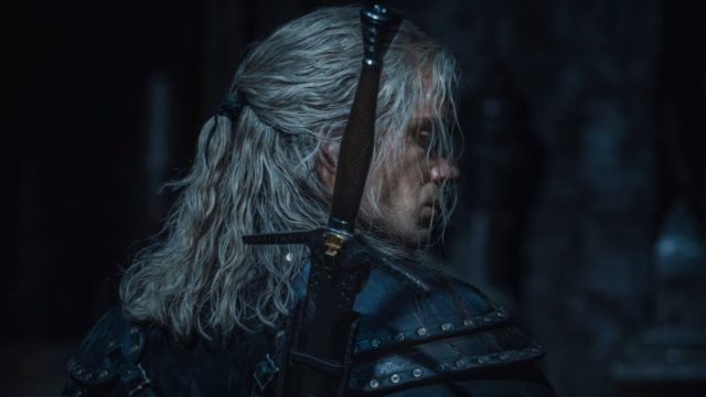 The Witcher Geralt de Rivia