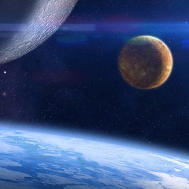 Venus y la Tierra tienen semejanzas atmosféricas