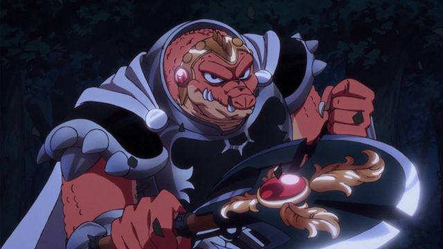 El episodio 6 de Las Aventuras de Fly nos presenta Crocodín, el primer comándate del Ejército Oscuro y a Maam, otra discípula de Aván
