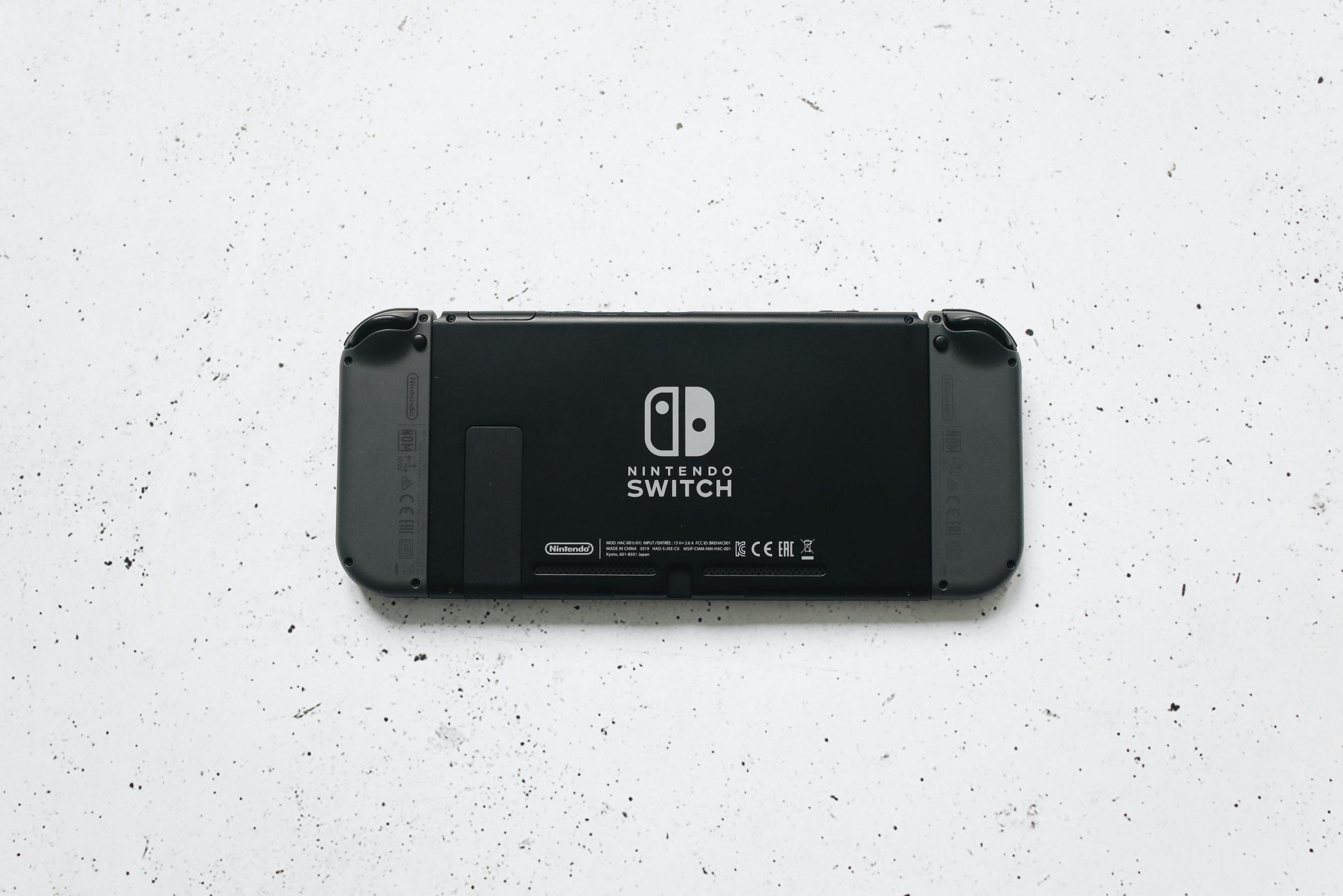 5 razones por las que Nintendo Switch es la mejor consola para familias