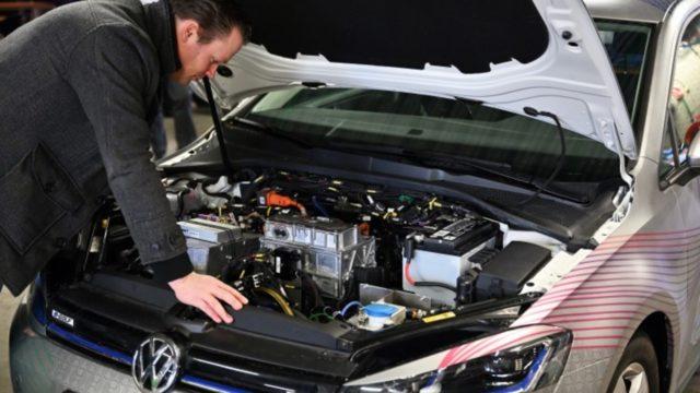 Bosch crea la primera CVT para autos eléctricos